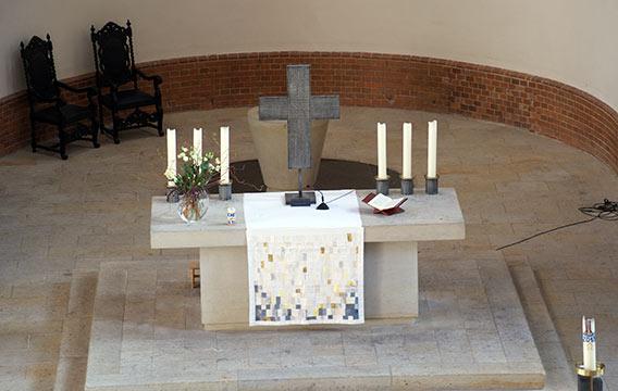 Altar Gethsemanekirche