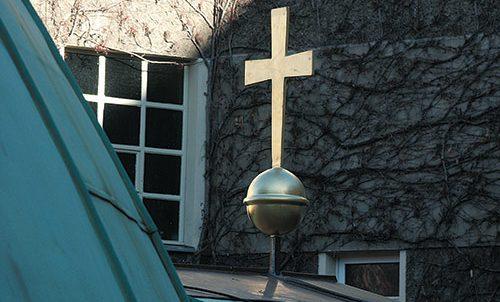 Kreuz Elias Kuppelsaal