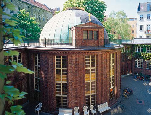 Kirche im Hof–Elias Kuppelsaal