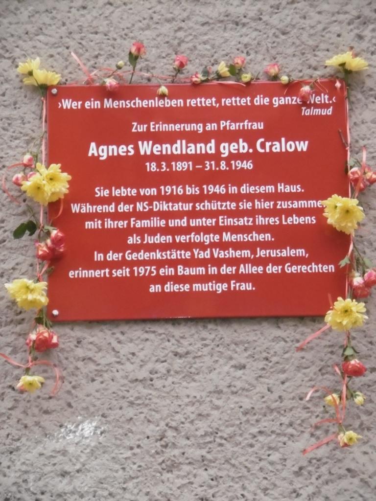 """""""Lobet den Herrn"""" – Ein Geburtstagslied und Gruß für Agnes Wendland am 18. März"""