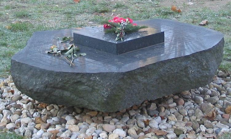 Gedenken an die NS- Zwangsarbeiter am Volkstrauertag, 15. November